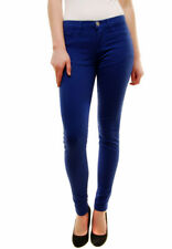 J BRAND Femme Indio Bleu Mid Rise Skinny Leg Jeans W27 RRP £ 198 811K120 BCF72