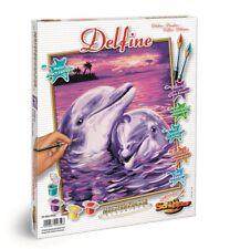 Schipper 609240659 - Malen Nach Zahlen - Delfine - Neu