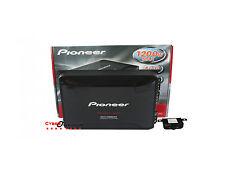 Pioneer GM Digital Series GM-D8604 1200 Watt 4-Channel Class FD Car Amplifier