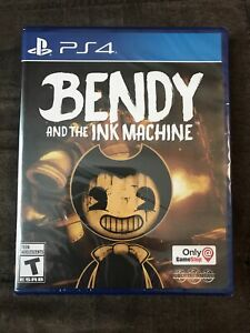 Bendy And The Ink Machine (Sony Playstation 4 2019) PS4 Brand New Factory Sealed