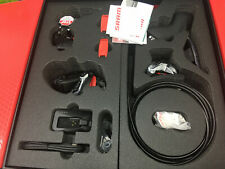 SRAM RED e-Tap AXS 2x12-Speed Electronic Kit With Hydraulic Disc Brakes 2019