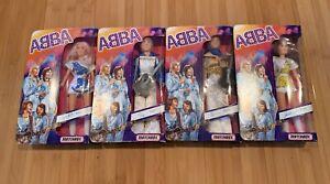 ABBA DOLLS – ORIGINAL 1978 MATCHBOX DOLLS – ALL ORIGINAL - BEST SET SEEN ON EBAY