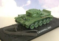 ATLAS ULTIMATE TANK COLLECTION 1/72 DIECAST BRITISH ARMY WWII A27M CROMWELL MKIV