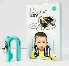 The Car Seat Key - Easy CAR SEAT UNBUCKLE by NAMRA (Teal)