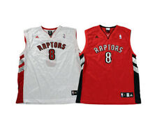 Adidas NBA Men's Toronto Raptors Jose Calderon #8 Player Jersey, Color Options
