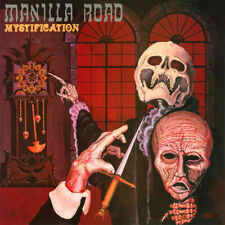 Manilla Road - Mystification LP - Colored Vinyl Record NEW Metal Album