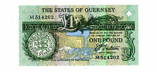 Guernsey … P-52b … 1 Pound ... ND(1995) … *UNC*