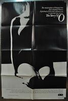The Story Of O Original One Sheet Movie Poster 1976 27 x 41