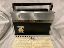 Vtg Zenith Trans-Oceanic Royal 3000-1 FM-AM Multiband Transistor Radio Works