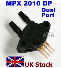 MPX2010DP Differential Air Pressure Sensor Freescale , Arduino MPX2010 -UK Stock
