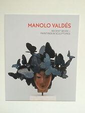 Manolo VALDES, private view invito Card, Marlborough Gallery, 2016