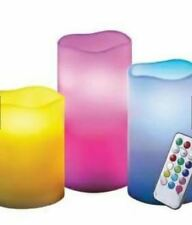 Color Changing Luma Candles