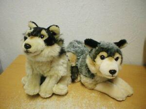Wolf (Plüsch) / Wolf (Plush)