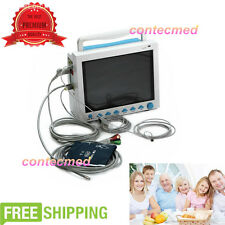 CONTEC FDA CE ICU CCU Vital Signs Patient Monitor 6 Parameters 12.1'' Color LCD