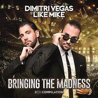 DIMITRI & LIKE MIKE VEGAS - BRINGING THE MADNESS  2 VINYL LP NEU