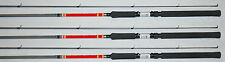 BnM West Point Crappie Fishing Pole, Rod 11' Wpcr11n Set Of 3, Trolling/Jigging
