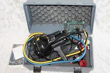 Ritchie Yellow Jacket Leak Scanner Black Light #69464 in Hard Case