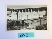 c.1912 NOT Niagara WATER Falls DAM CURIO SHOP GREEN HUT CAFE VTG Postcard ZP-3