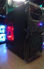 Gaming Computer Intel Xeon I7 Quad Core 3.2Ghz Nvidia GTX 1050 240GB SSD 8GB Ram