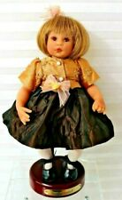 """Hannah Lee Middleton Miniature 9"""" with stand Reva Schick Stand"""
