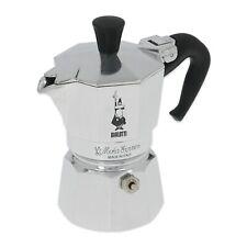 BIALETTI STOVE TOP COFFEE MAKER MOKA EXPRESS 1 CUP ESPRESSO GENUINE ITALIAN MADE