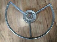 1959 Ford Steering Wheel Horn Ring 2701133
