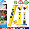 Digital Electric PH Meter LCD Tester Hydroponics Aquarium Pool Water Test Pen