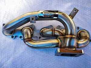 Fiat Coupe' 20 valvole  turbo Collettore 38mm scarico acciaio inox +guarnizioni