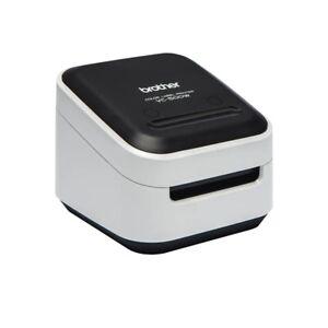 Brother Original VC-500W Farb-Etikettendrucker bis 50 mm für Büro,Events,Kreativ