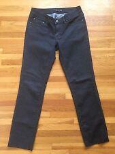 Women's PRANA Kara Pant jean / Size 4 27 / Gray Pattern / Inseam Hem / Petite
