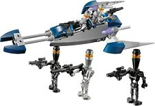 LEGO 8015 Star Wars The Clone Wars 'ASSASSIN DROIDS BATTLE PACK' - With Manual