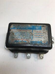 Voltage Regulator VR20 Standard Motor Products