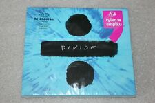 Ed Sheeran - Divide Deluxe CD  NEW SEALED Polish stickers