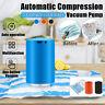 Mini Automatic Compression Vacuum Pump Portable Electric Air Pump +5 Vacuum Bags