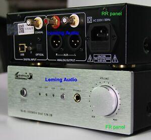 24bit 192kHz double PCM1794+AK4118+Coaxial Optical XMOS USB,Ready DAC,DIY