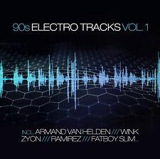 CD 90s Electro Tracks Vol.1 von Various Artists