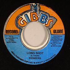 THE PIONEERS - LONG SHOT 'KICK THE BUCKET' (JOE GIBBS) 1969