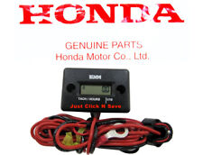 HONDA 08181-ENM-036AH Digital Tach HOUR & RPM METER Lawn Mower Generator New OEM
