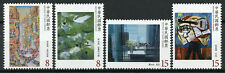 Taiwan China 2019 MNH Modern Paintings 4v Set Art Stamps