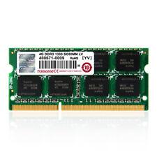Memoria portatil DDR3 4GB Transcend 1600