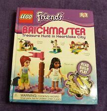 NEW Lego Friends Brickmaster Treasure Hunt in Heartlake City