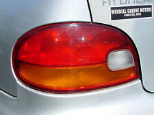 HYUNDAI ACCENT 1995 1996 1997 TAIL LIGHT Sedan 4D Driver Left LH OEM Genuine