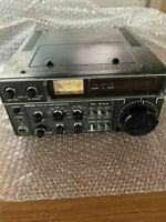 ICOM IC-551 50NHz All mode Transceiver Radio FM:IC-EX106 w/DC Cable Mike Junk FS