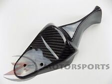 Ducati 848 1098 1198 Rear Tail License Plate Holder Mount 100% Carbon Fiber