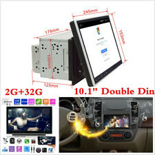 """10.1"""" 2DIN Android 9.1 Quad-core RAM 2G ROM 32G Car Stereo Radio GPS Wifi 3G/4G"""