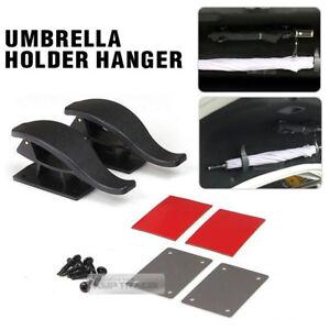 Car Trunk Multi Purpose Lid Diy Umbrella Holder Hanger 14pcs for LINCOLN Car