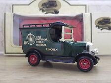 Lledo SP50032, Bull Nose Morris Van, The National Cycle Museum, Lincoln - 77/500