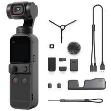 DJI Pocket 2 Creator Combo Action Camera - Black