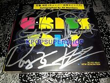 U-Kiss - Volume 1 N-Generation CD Great Cond. Signed Autographed OOP Conti UKISS