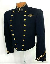 Vintage Us Merchant Marine Academy Parade Tunic - Bullion Emblems